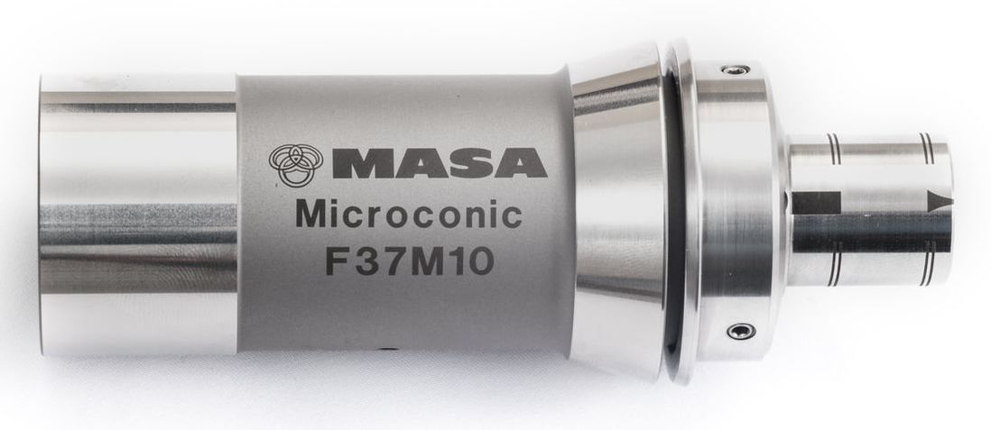 Masa Tool Microconic F37 Cartridge IMTS 2018
