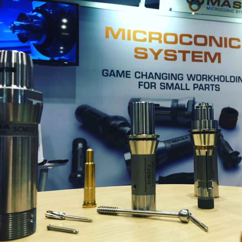 Microconic Gamechanging Workholding
