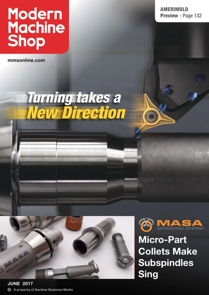 Modern Machine Shop Cover June 2017 Masa Tool Microconic page 22